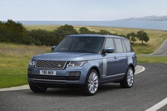 Ra mắt Range Rover 2018 - xe off-road hạng sang với tiện nghi tiệm cận siêu sang