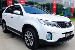 Kia Sorento hạ giá xuống thấp nhất phân khúc SUV 7 chỗ tại Việt Nam