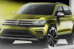 Volkswagen xác nhận SUV cỡ nhỏ mới nằm dưới Tiguan