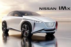 Nissan sắp ra mắt SUV điện đầu tiên để cạnh tranh Tesla Model X