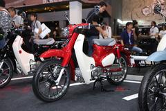 """""""Huyền thoại"""" Honda Super Cub C125 2018 chính thức trình làng"""