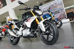 Cận cảnh BMW G 310 R - Nakedbike giá mềm cho biker mới chơi xe tại Việt Nam