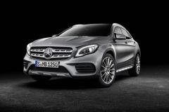 Mercedes-Benz cân nhắc phiên bản SUV lai coupe cho GLA để cạnh tranh BMW X2