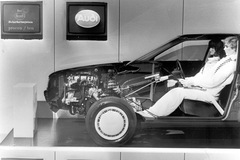 Xe an toàn không cần túi khí - Bài học của Audi cách đây 30 năm minh hoạ dễ hiểu qua hình ảnh bao diêm