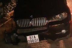 Người dân vây bắt thanh niên lái xe BMW gây tai nạn liên hoàn nghi có biểu hiện ngáo đá