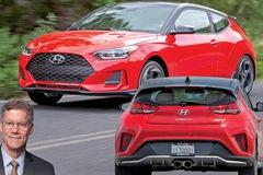 Veloster - Xe bán ít nhưng là người hùng thầm lặng của Hyundai