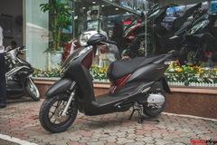"""Chi tiết Honda LEAD đen mờ mới - Lựa chọn ngầu của """"chị em Ninja"""""""