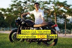 Đánh giá Triumph Bonneville T120: Khi tiền bạc quyết định tình yêu