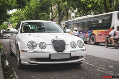 Jaguar S-Type - Của lạ và hiếm trên phố Việt