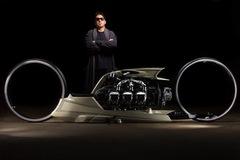 Mô tô dùng động cơ Rolls-Royce đã trở thành hiện thực