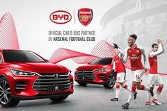 Arsenal ngỡ mình đã là đối tác của đại gia xe Trung Quốc, ăn vố lừa đau đớn