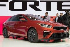 Kia Forte thế hệ mới có gì để cạnh tranh Mazda3?