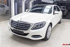 Giám đốc sinh năm 1996 tậu xe sang Mercedes-Maybach S400 4Matic gần 7 tỷ đồng