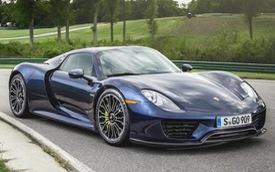 15 điều thú vị về siêu xe Porsche 918 Spyder