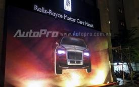 Rolls-Royce Ghost Series II rục rịch về Việt Nam