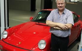 """Gặp gỡ vị chủ xe ngoại quốc của xế """"độc"""" Porsche 911 Carrera 4"""