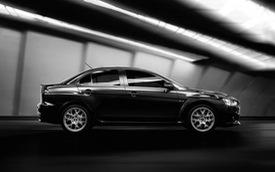 Phiên bản Mitsubishi Lancer Evolution cuối cùng được tăng sức mạnh
