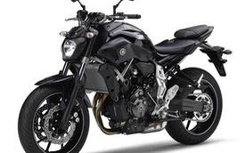 Yamaha R25 sắp có phiên bản naked bike
