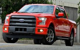 """Bán tải """"hot"""" Ford F-150 2015 tiết kiệm đến 20% nhiên liệu"""