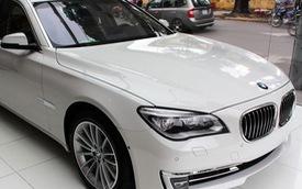 7 đặc quyền cho người đi BMW Series 7