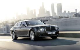 Bentley Mulsanne Speed: Siêu sang và siêu nhanh
