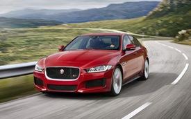 Jaguar XE - Đối thủ của BMW 3-Series chính thức trình làng