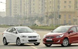 Hyundai Accent  ra bản tiết kiệm xăng, giá từ 551,2 triệu đồng
