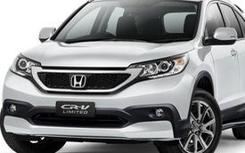 Honda giới thiệu CR-V phiên bản Limited mới