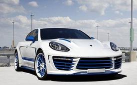 Gói phụ kiện cho Porsche Panamera đắt hơn cả xe thể thao