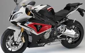 Siêu môtô BMW S1000RR 2015 sắp chính thức ra mắt