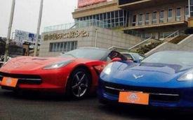 Choáng với giá của xe thể thao Chevrolet Corvette Stingray
