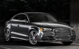 Phiên bản đặc biệt Audi S3 lộ diện