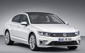 Chi tiết xe tiết kiệm xăng Volkswagen Passat GTE