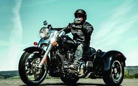 Harley-Davidson Freewheeler 2015 – Môtô 3 bánh hoàn toàn mới