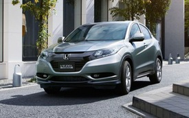 Xe giá rẻ Honda Vezel đến Đông Nam Á với 2 động cơ xăng