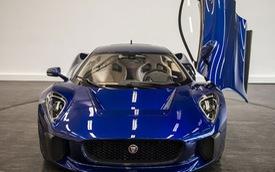 """Phim """"Điệp Viên 007"""" có cả siêu phẩm Jaguar C-X75"""