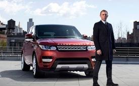 """5 xe Range Rover Sport trong phim """"Điệp Viên 007"""" bị đánh cắp"""