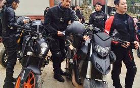 Johnny Trí Nguyễn tham gia hành trình xuyên Việt bằng môtô