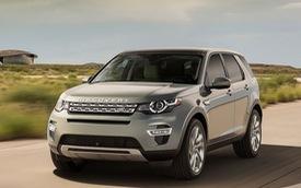Xe SUV hạng sang cỡ nhỏ Land Rover Discovery Sport 2015 lộ diện