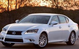 Lexus GS 450h 2015 – Xe sang tiết kiệm xăng