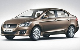 Suzuki Ciaz – Đối thủ mới của Honda City