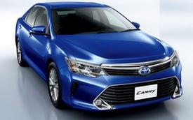 Toyota Camry 2015 phiên bản tiết kiệm xăng hơn có giá 30.000 USD
