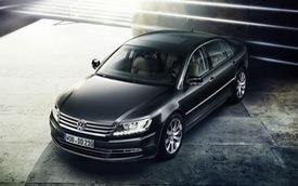 Xe sang Volkswagen Phaeton có giá từ 70.000 USD