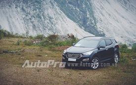 Hyundai Santa Fe 2015: Hiện đại, tiện ích và đa dụng