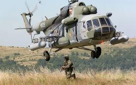 Chi tiết về trực thăng vận tải đa nhiệm Mil Mi-171