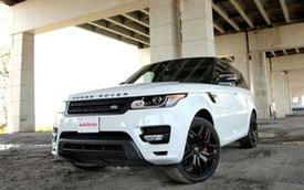 Đánh giá Range Rover Sport Autobiography 2015: Thiên về sang trọng và mạnh mẽ