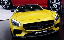 """Mercedes-Benz sắp vén màn 3 mẫu xe """"hot"""" tại Hà Nội"""