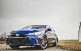 10 xe bán chạy nhất tại Mỹ trong 10 tháng đầu năm 2015