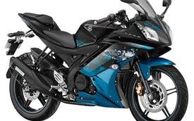 Yamaha R15 2.0 2015 thêm 2 màu mới, tăng giá
