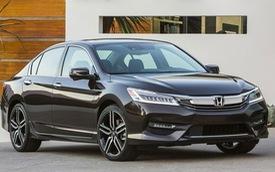 Honda Accord và Toyota Camry sắp sử dụng động cơ tăng áp